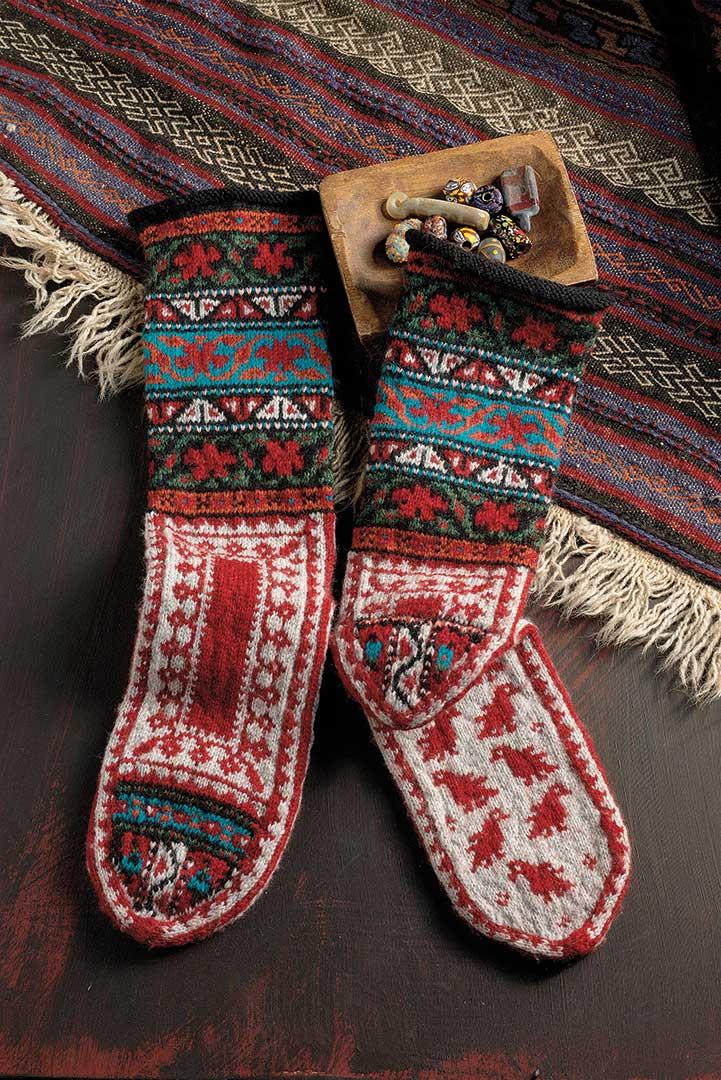 Armenian socks