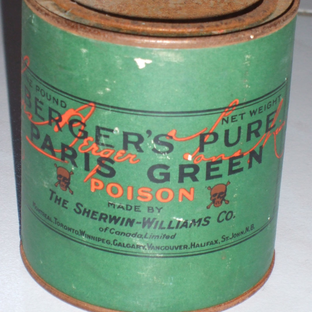 green dye