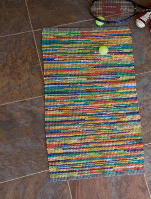 Free eBook: 3 Free Rag Weaving Patterns