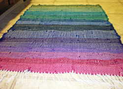 The Woes And Wonders Of Weaving With Rags Handwoven
