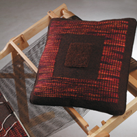 Fireside Pillow by Jane Patrick