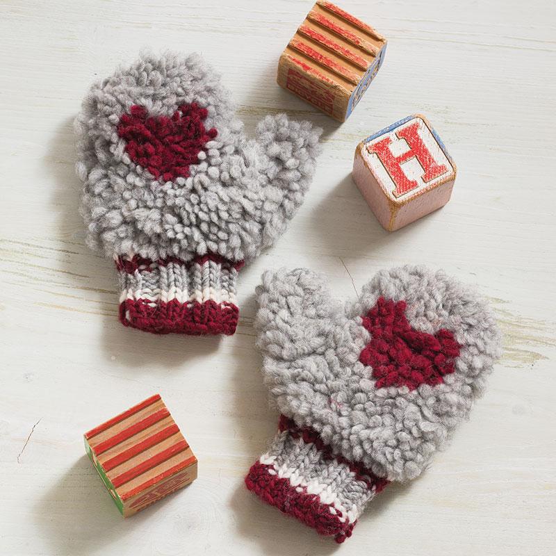 buff knitting