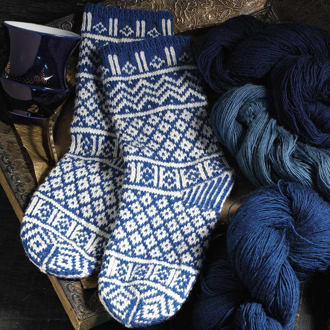 Egyptian socks