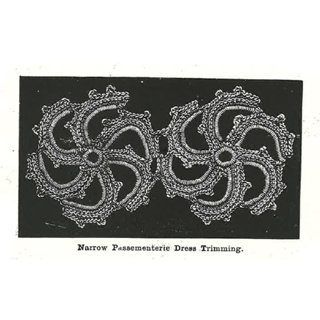 Victorian crochet