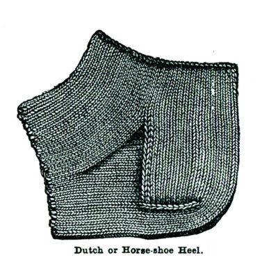 French Heels Versus Dutch: