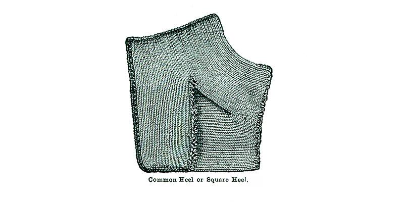 9 Sock Heel Types--no5
