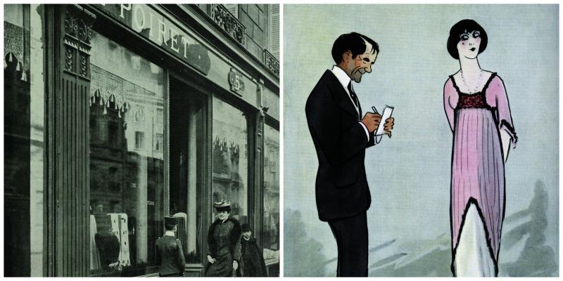 Paul Poiret Fashion S Tragic King Piecework
