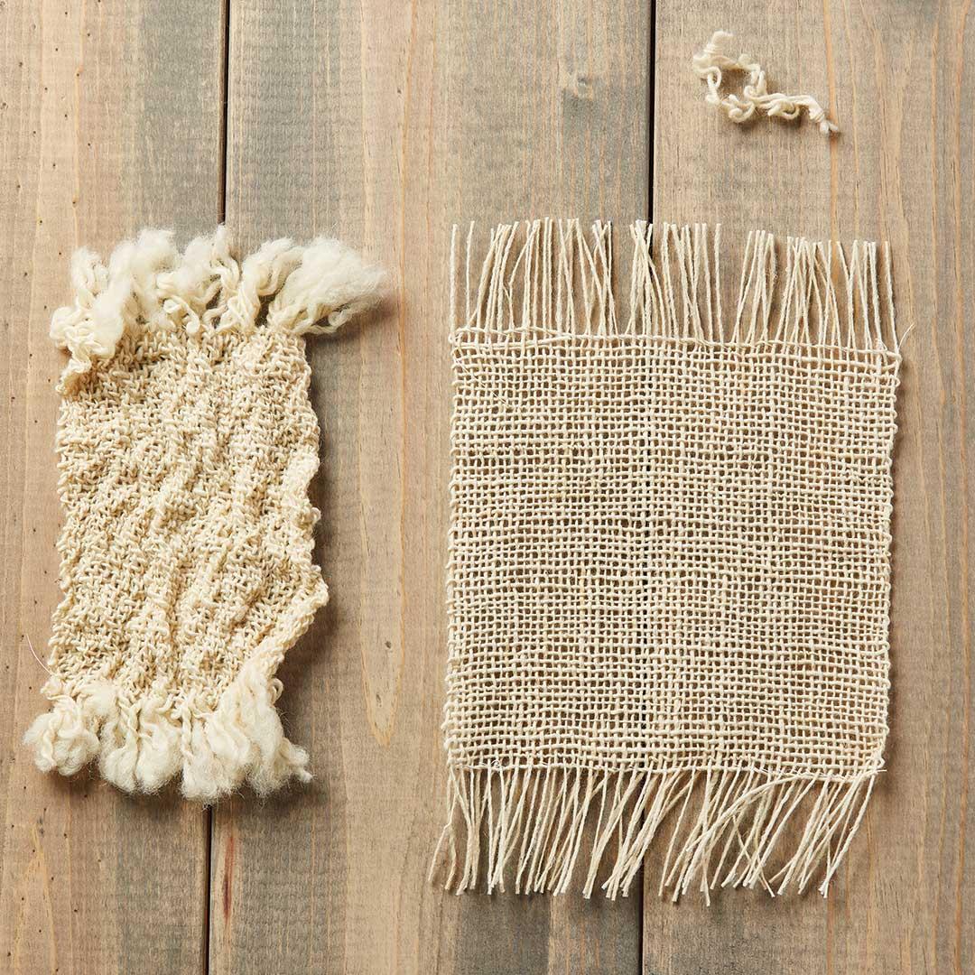 weaving handspun yarn